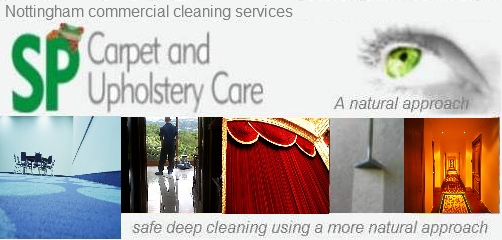 Nottingham commercial carpet upholstery and floor cleaning company